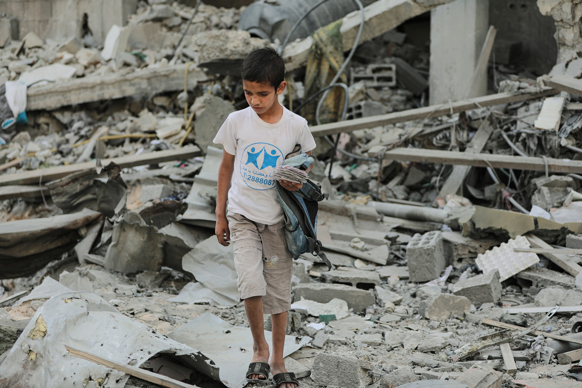 Structural Violence and Early Childhood Development: The Children of Gaza
